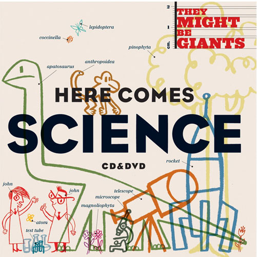 Color and Music: Album cover of Here Comes Science by They Might Be Giants: http://www.amazon.com/Here-Comes-Science-Might-Giants/dp/B002FKZ4UO/ref=sr_1_1?s=music&ie=UTF8&qid=1372782673&sr=1-1&keywords=here+comes+science