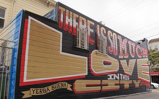 Thumbnail for Mural Love