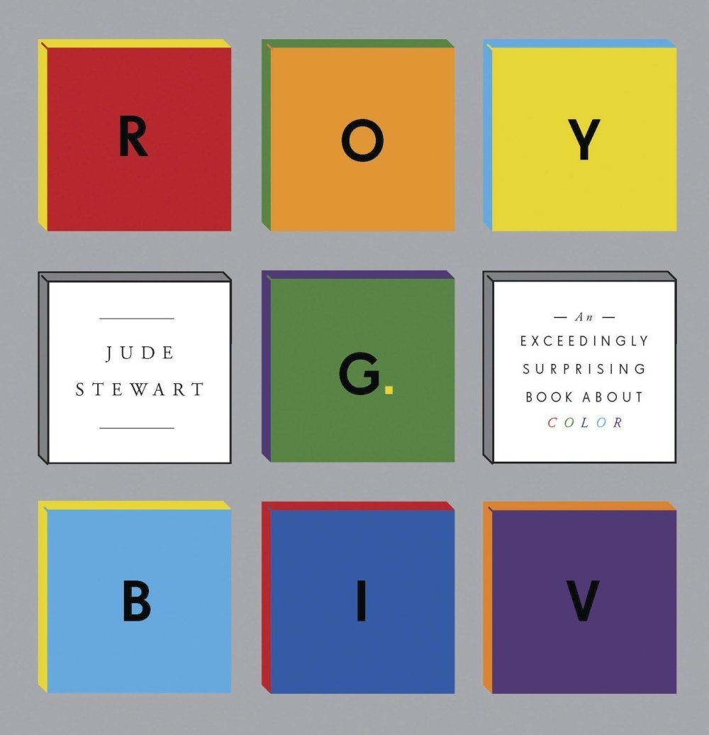 ROY G. BIV: An Exceedingly Surprising Book About Color. Buy it now: http://amzn.to/10iK6Pa