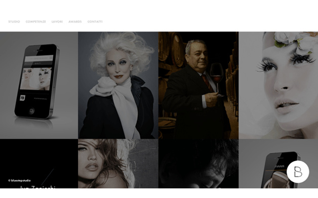 Thumbnail for Made In Italy: Digital Identity Agency Bluestepstudio's Website Redesign