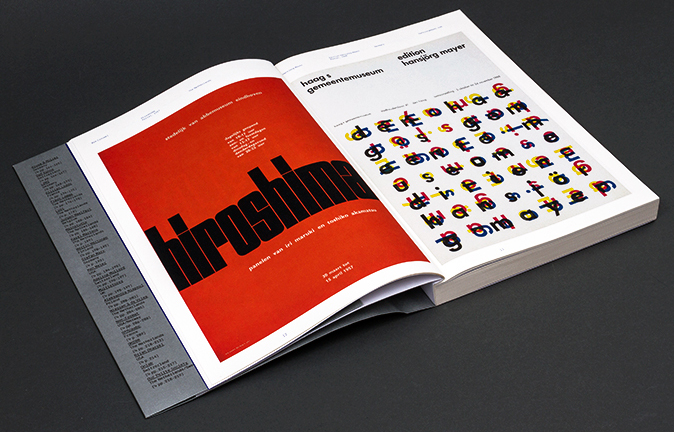 Unit Editions' latest book, Type Only shows off a number of excellent type designs unaccompanied by illustration or photography. Its sharp design is credited to UK-based design group Spin.