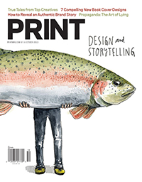 Thumbnail for Print's October 2013 Issue