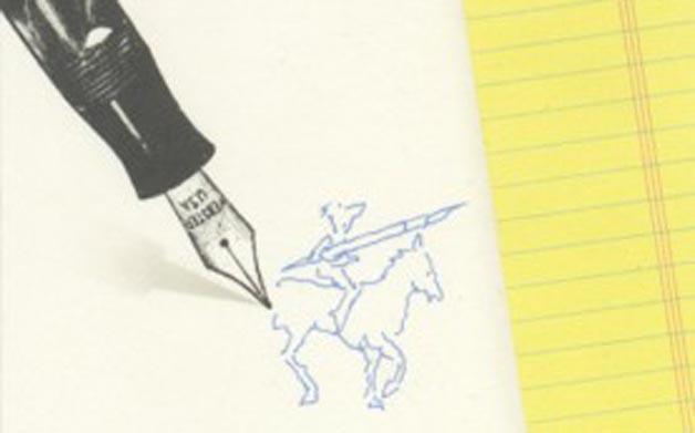 Thumbnail for Nervous Line, Confident Concepts