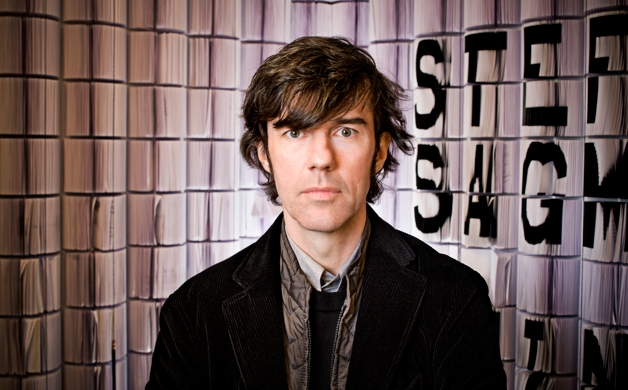 Thumbnail for Stefan Sagmeister on Art, Design and Happiness