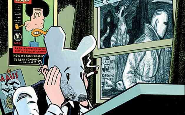 Thumbnail for Spiegelman Speaks at Wordless!