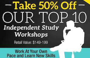Thumbnail for Independent Study Courses to Fuel Your Design Education Addiction
