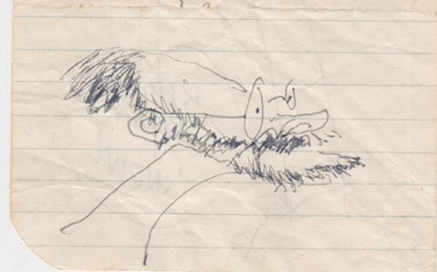 Thumbnail for My Steadman Portrait