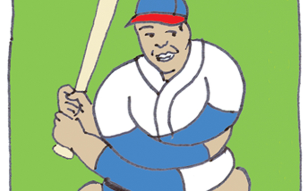 Thumbnail for Chwast's Quote: The Illustrated Words of Hank Aaron