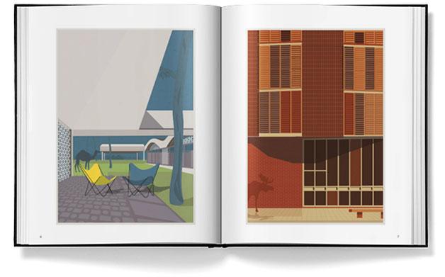 Thumbnail for Federico Babina Merges Architecture + Animals
