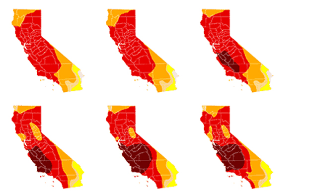 Thumbnail for 08/13/2014: California drought infographic