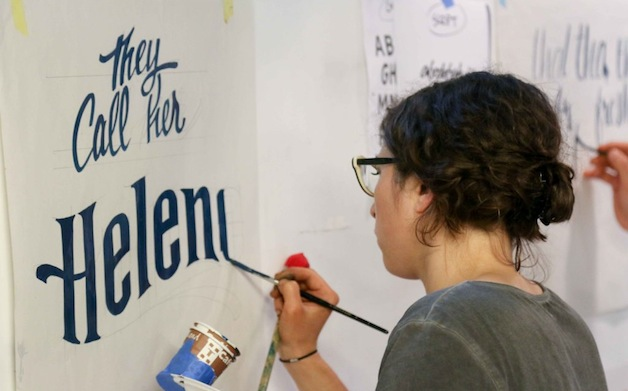 Thumbnail for Weekend Heller: Learn Sign Painting