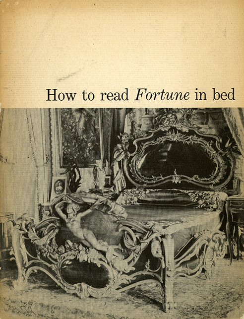 How to read fortune in bed