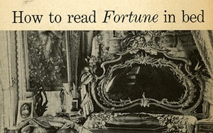 Thumbnail for When Fortune Was a Sleep Inducement