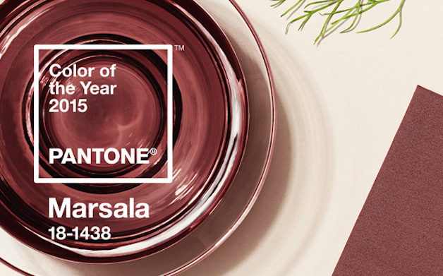 Thumbnail for Pantone's 2015 Color of the Year is Positively Delicious
