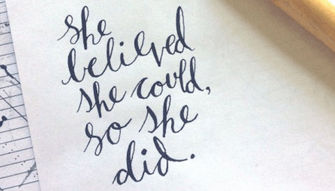 Thumbnail for Typography Inspiration from Dr. Shelley Gruendler