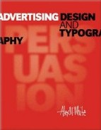 Advertising design and typography cover