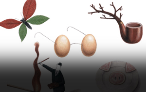 Thumbnail for Ce n'est pas Magritte? Mais Non! C'est Magritte!