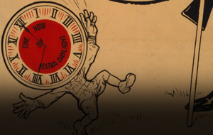 Thumbnail for The Contentious Visual History of Daylight Savings Time