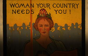 Thumbnail for Now and Then: American Propaganda and Protest Posters
