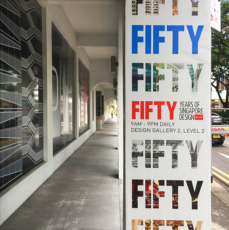 Fifty Entrance