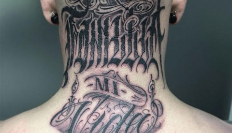 Thumbnail for Typography Today: Are Tattoo Artists Typographers?