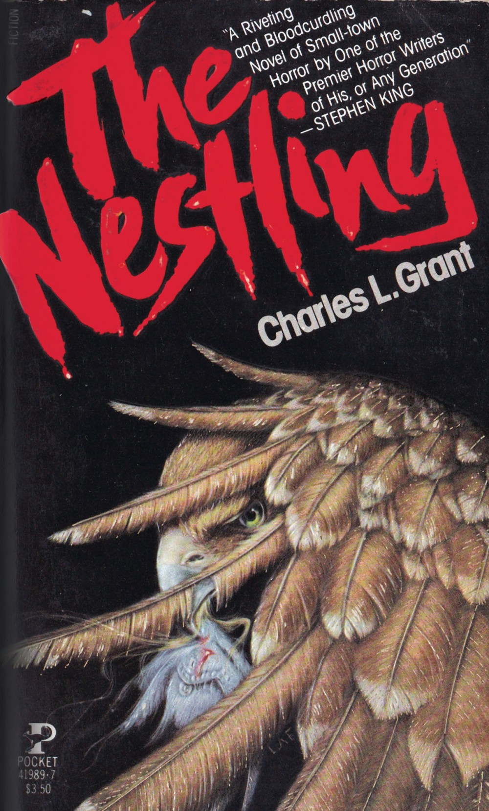 Vintage Horror Books From Hell with Grady Hendrix