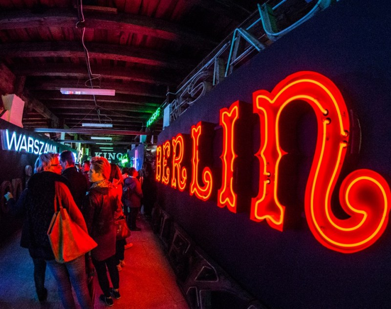Thumbnail for It's All Aglow Inside The Museum of Neon Signs