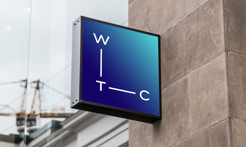 wtc signage by david airey