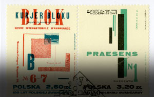Thumbnail for Stamp Of Approval For Polish Avant Garde