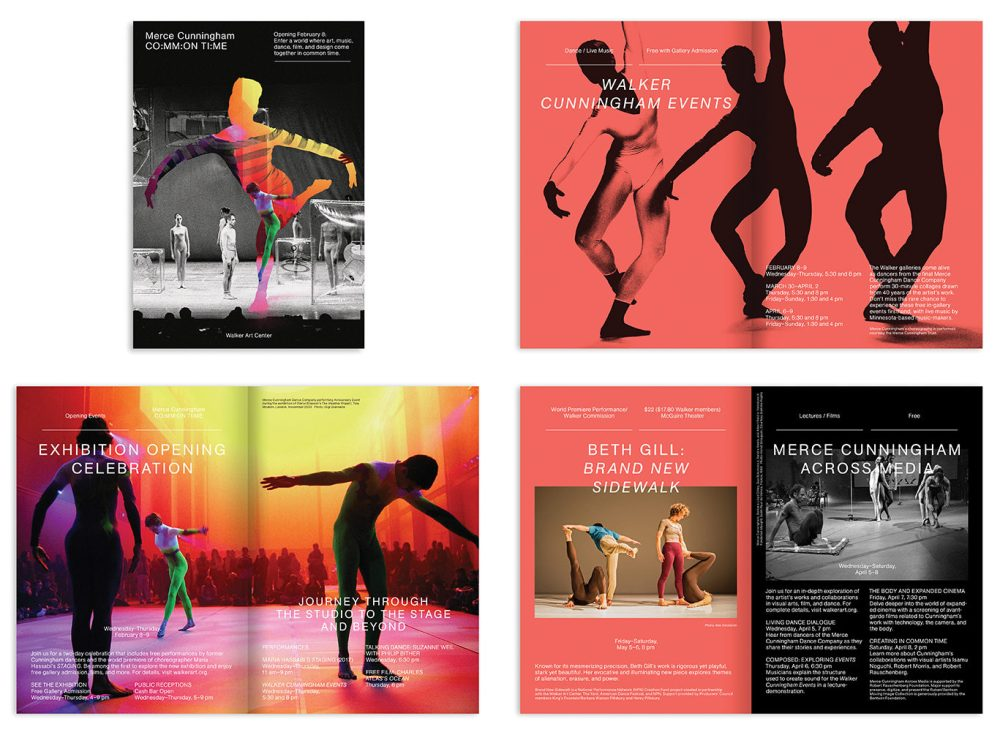 Merce Cunningham: Common Time Campaign