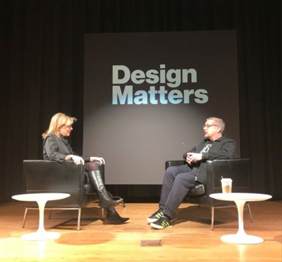 Thumbnail for Design Matters Live: Neville Brody