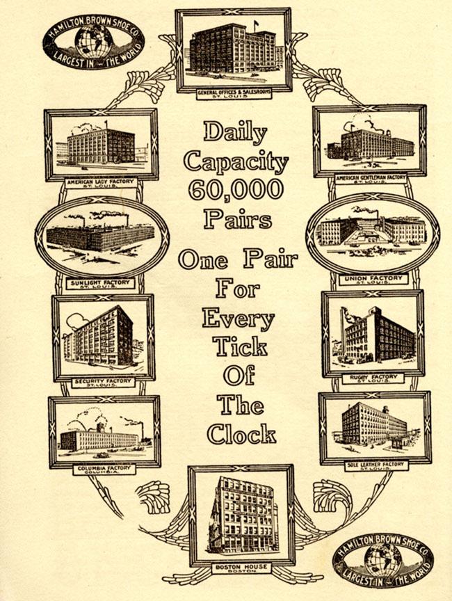 The Hamilton Brown Shoe Factory