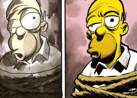 Thumbnail for Horrors! The Life and Death of Matt Groening's Best Simpsons Comic Book