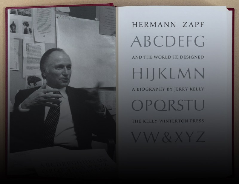 Thumbnail for Decades Of Conversations With Hermann Zapf