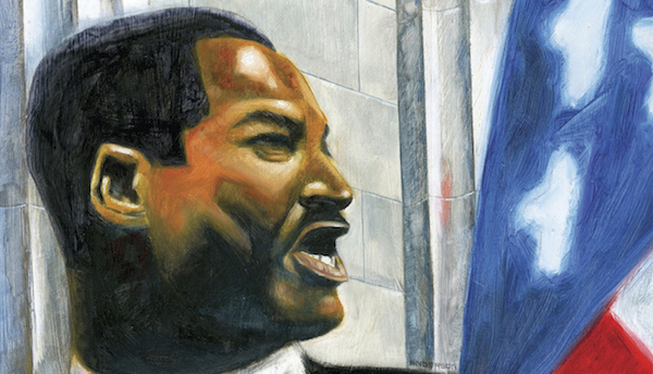 Thumbnail for King: A Comics Biography of the Civil Rights Leader