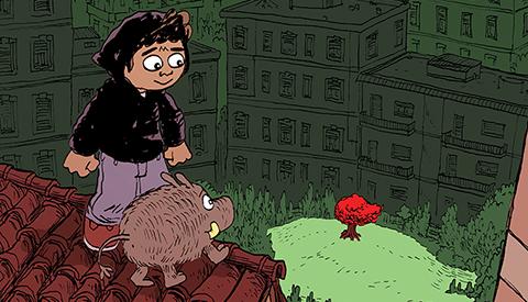 Thumbnail for 3 Best Graphic Novels for Kids