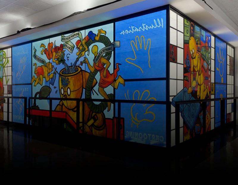 Thumbnail for Art Spiegelman's Comix Window