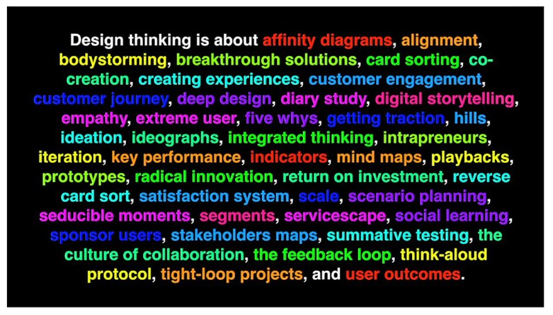 Thumbnail for Is Design Thinking Really Bullshit? Thoughts from Marty Neumeier