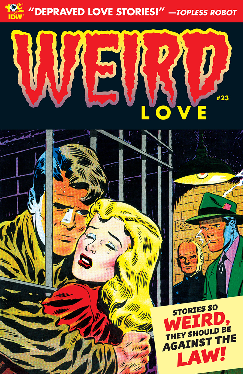 Romance comics are different today than their origins.