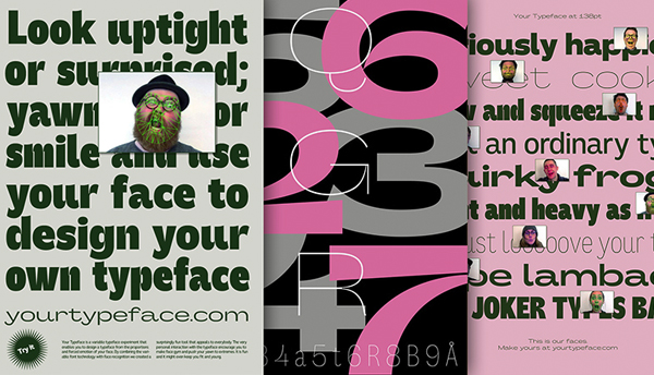 Thumbnail for Design Quarantine To-Do: Make Your Face Into a Typeface