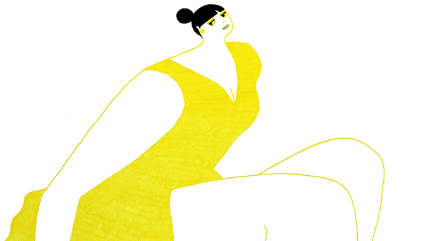 Thumbnail for The Amazing Illustrations of Atieh Sohrabi: A Woman Who Draws