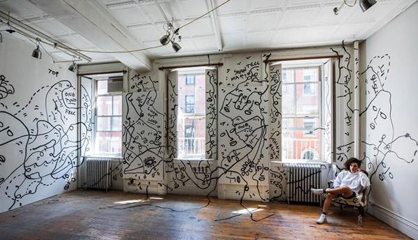 Thumbnail for The Brandventory: What Brands Make Shantell Martin Tick?