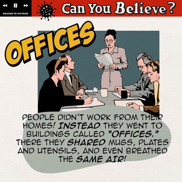 Can you believe? offices