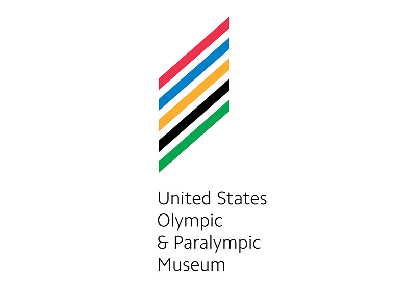 The U.S. Olympic & Paralympic Museum logo