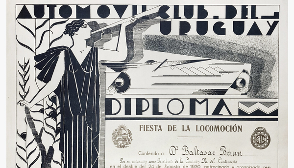 Thumbnail for The Daily Heller: Tipo Uruguay