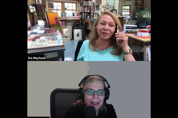 Thumbnail for The Design Matters Interview: Ina Mayhew