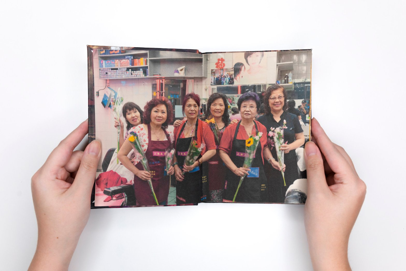 Thumbnail for Huiqi Qiu Captures the Last Days of Chinatown's Oldest Hair Salon