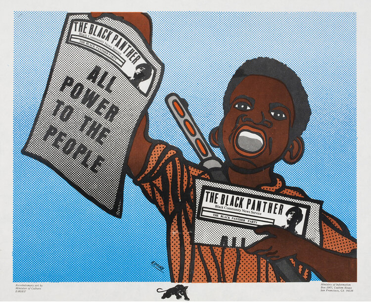 Thumbnail for The Daily Heller: Periodicals for Equality and Social Justice