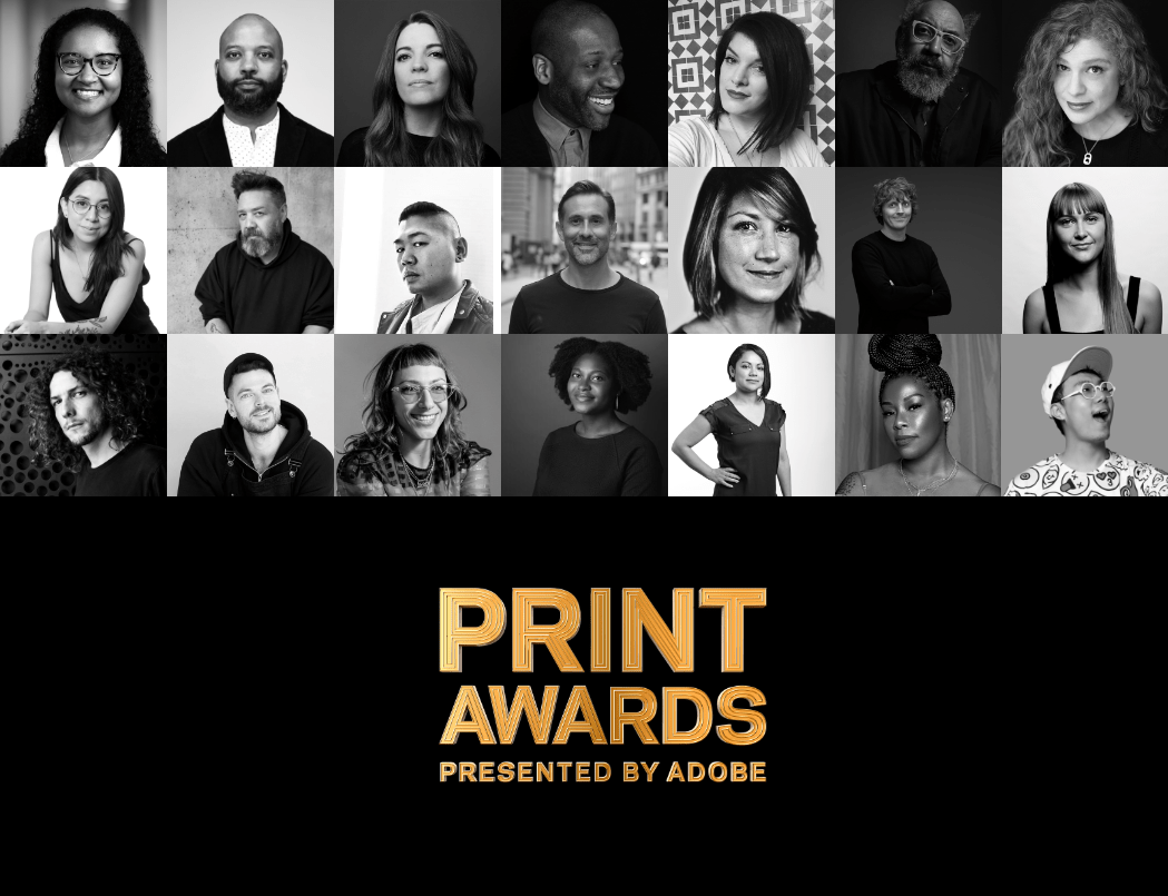Thumbnail for Who is judging the PRINT Awards, you ask?