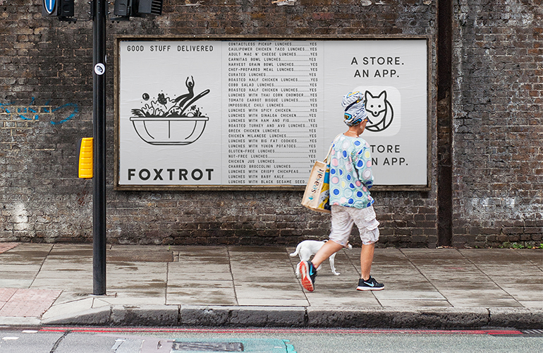 Thumbnail for Brand of the Day: Foxtrot